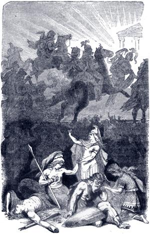 invloed griekse mythologie